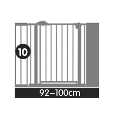 [해외]92-130cm 많은 크기의 게이트 안전 게이트 애완견 격리 개 울타리 울타리 어린이 안전 다리미 아기 안전 울타리 아기 계단/92-130cm many size gate  Safe Gate Pet Isolating Dog Fence Fence Child Safe