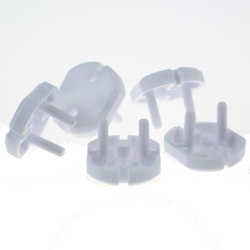 [해외]10PCS EU 전원 소켓 콘센트 베이비 키즈 어린이 안전 Guard 보호 안티 전기 충격 플러그 보호 커버 캡/10pcs EU Power Socket Electrical Outlet Baby Kids Children Safety Guard Protection