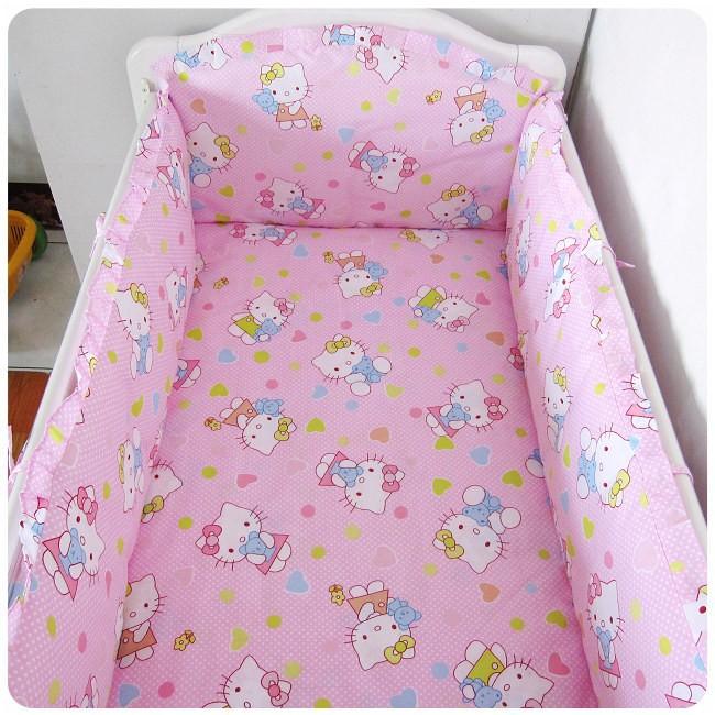 [해외]신생아면에 대한 추진 6PCS 아기 침대 어린이 침대 침구 세트 동물 디자인 아기 침구 세트 (범퍼 + 시트 + 베개 커버)/Promotion 6PCS Baby Cot Crib Bedding Set Animal Design Baby Bedding Set for