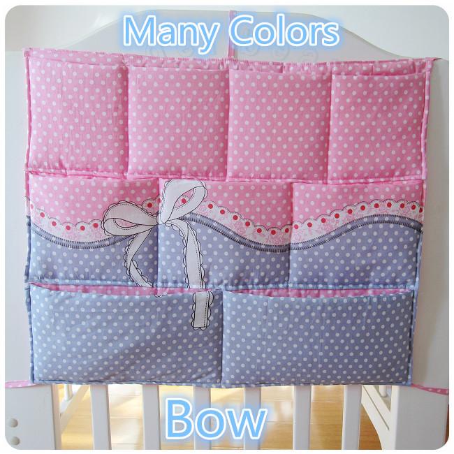 [해외]추진 키티 미키 62 * 52cm 아기 침대 포켓 스토리지 가방, 아기 더러운 옷 큰 가방/Promotion Kitty Mickey 62*52cm Baby Crib Pocket Storage Bag,Baby Dirty Clothes Large Bag