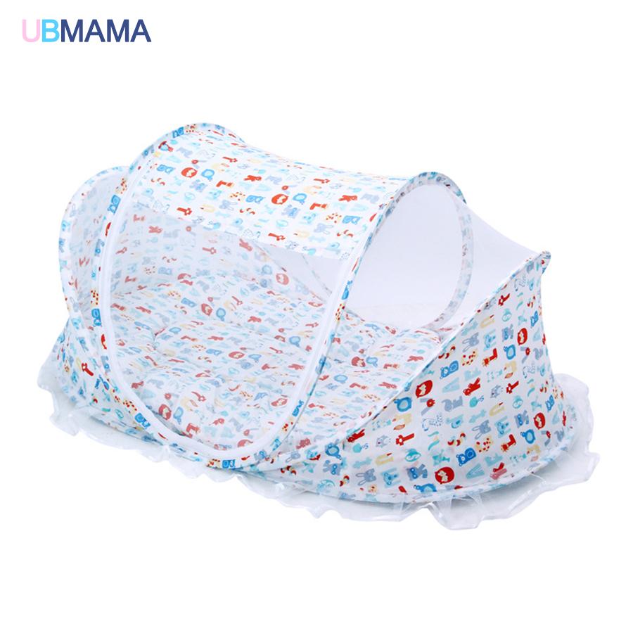 [해외]그물로 반대로 먼지 제거 가능한 접히기 휴대용 게임 나쁜 반대로 전복 쾌적하고 편리한 신생아 아기 침대 어린이 침대/With Netting Anti-dust Detachable Foldable Portable game bad  Anti-rollover Comfo