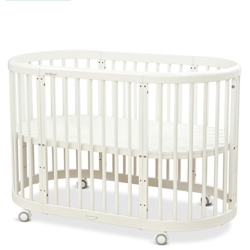 [해외]Babyruler 베이비 침대 유럽 스타일의 다기능 아기 게임 침대 환경 보호 변수/Babyruler Baby Bed of  European Style Multifunctional Baby Game Bed Environmental Protection Variab