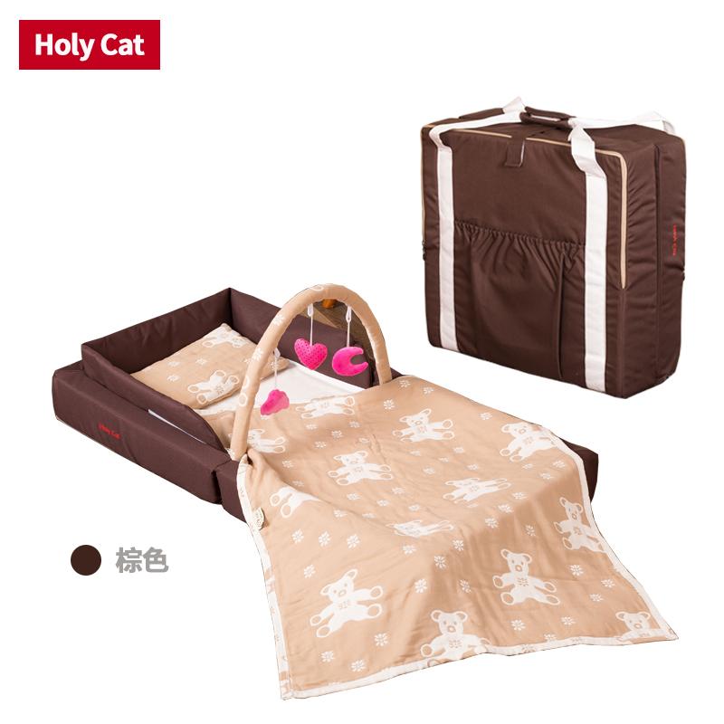[해외]Holycat 접는 아기 신생아 아기 휴대용 바구니 e 여행 Bedfree 선물/Holycat Folding Baby  Newborn Baby Portable Basket e Travel Bedfree gifts