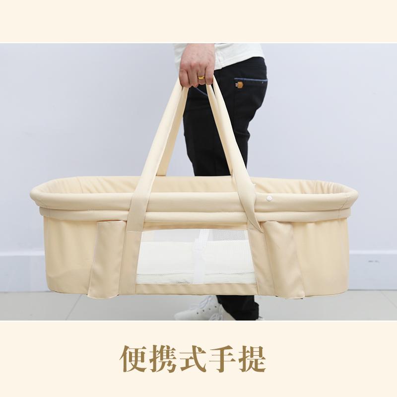 [해외]접이식 휴대용 슬리퍼 바구니 여름 침대 신생아 아기 Carrycot 요람 CirbAwning Mosquitoes Net/Folding Portable Sleeper Basket Summer Bed Newborn Baby Carrycot Cradle CirbAwn