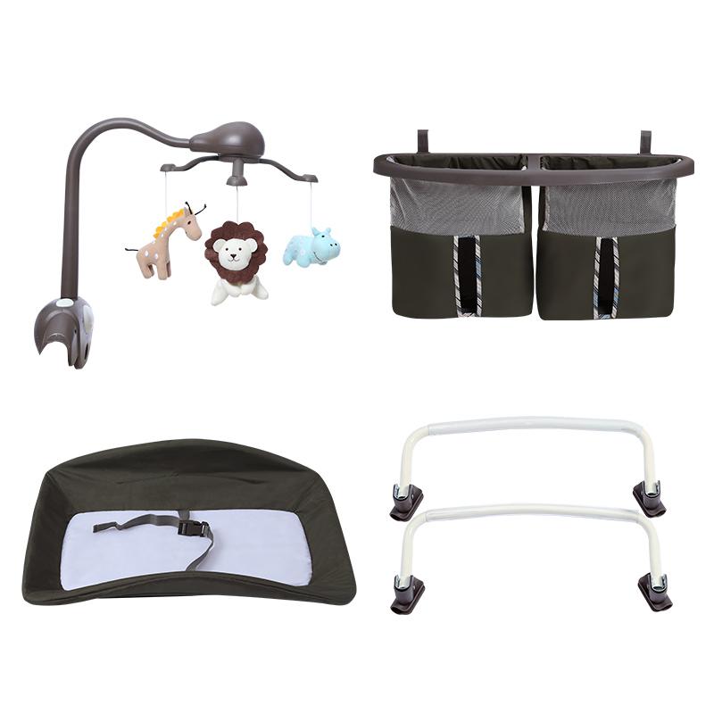 [해외]Valdera 도킹 베이비 침대 전용 로커 기저귀 테이블 변수 테이블, 다기능 편리한 침대 액세서리/Valdera Docking Baby Bed Dedicated Rocker Diapers Table Variable Table, Multi-functional C