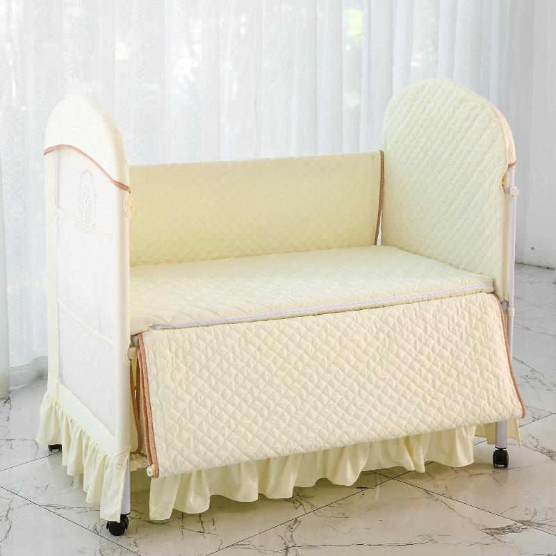 [해외]Holycat 유럽 스타일의 환경 보호 헝겊 아기 침대 다기능 어린이 침대 게임 BedMosquito/Holycat European Style  Environmental Protection Cloth Baby Bed Multifunctional  Children