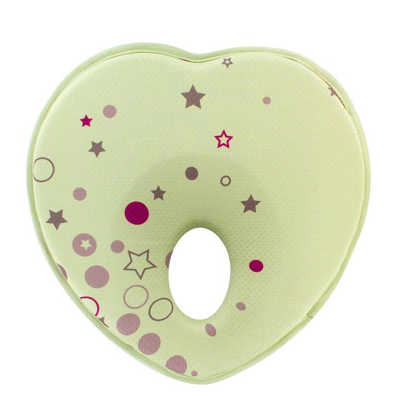 [해외]UniCute 심혼 아기 베개는 편두통 신생아 유아 기억을 디자인 베개를 완결하십시오/UniCute Heart Baby Pillows Anti Migraine Newborn Infant Memory Finalize The Design Pillow