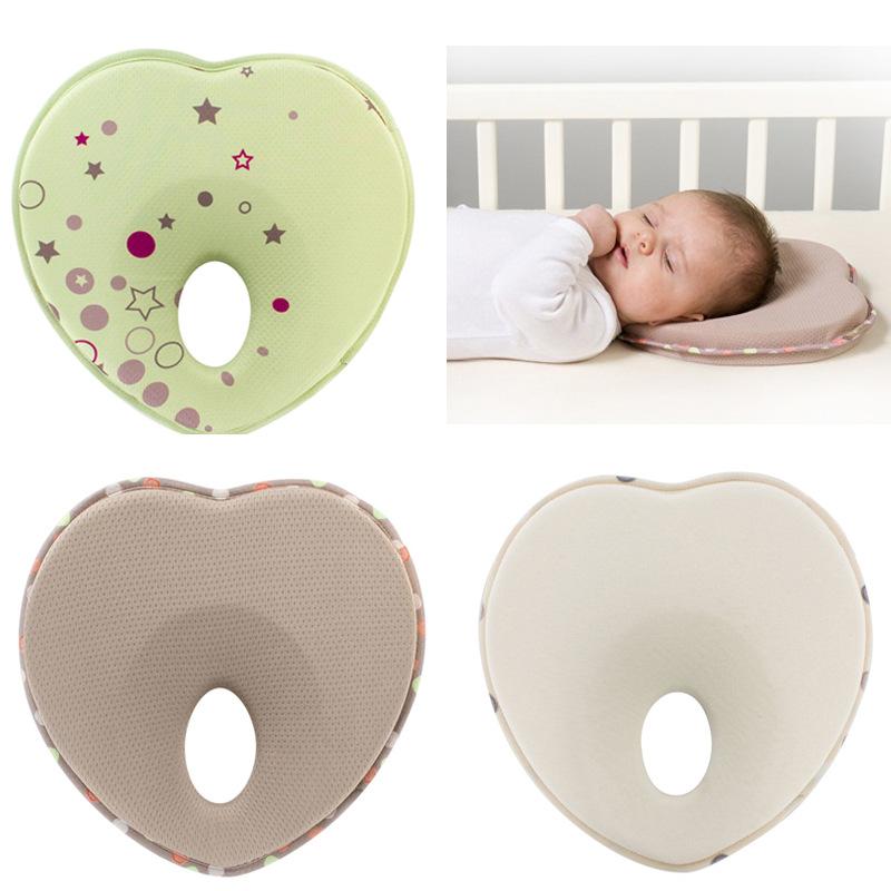 [해외]유아 머리 지원 아이 모양의 머리 받침 수위 positioner 안티 롤 쿠션 간호 아기 베개 플랫 헤드 YYT344을 방지하기 위해/Infant head support kids shaped headrest sleep positioner anti roll cus