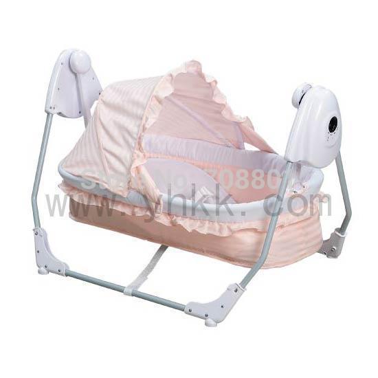 [해외]자동 전기 아기 수면 바구니 크래들 전기 아기 침대/Auto Electric baby sleeping basket cradle electric baby bed