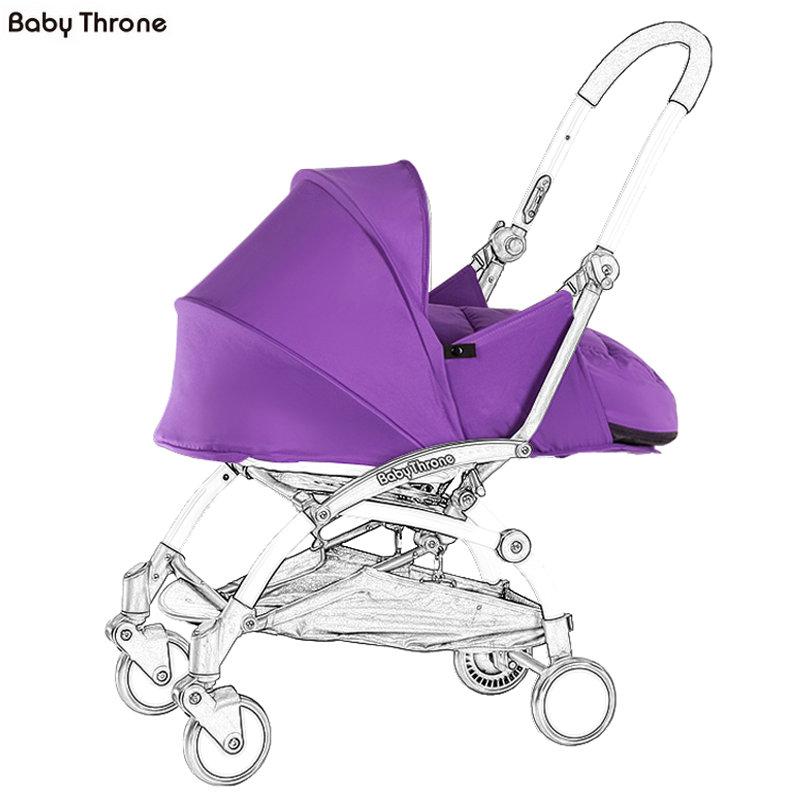 [해외]BABYTHRONE 아기 자고 바구니 방풍 침낭 신생아 아기를열 따뜻한 요람을 두껍게/BABYTHRONE baby sleeping basket windproof sleeping bag thicken thermal warm cradle for outdoor new