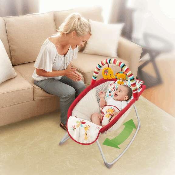 [해외]뮤지컬 유아 유아용 침대 아기 침대 금속 아기 흔들 의자 진동 요람 침대 접이식 침대 휴대용 아기 경비원/Musical Infant Crib Baby Bed Metal Baby Rocking Chair Vibration Cradle Cot Foldable Cri