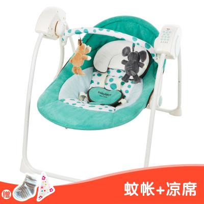 [해외]PTbaby 전기 자동 스윙 아기 요람 3 colorsMP3 블루투스 funcation 신생아 아기 침대/PTbaby electricity auto swing baby cradle 3 colorsMP3 Bluetooth funcation newborn baby