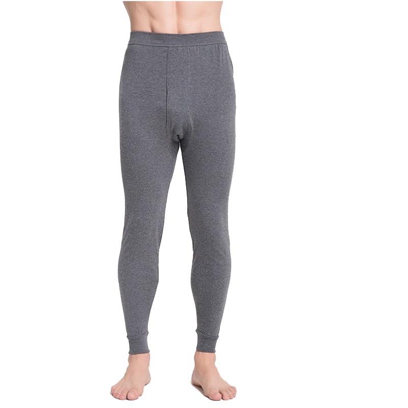 [해외]남성 긴 남성 johns 열 속옷 느슨한 얇은 팬츠 회색과 깊은 회색 크기를 legging 5XL/Mens  long johns  men  thermal underwear loose thin underpants legging gray and deep gray s