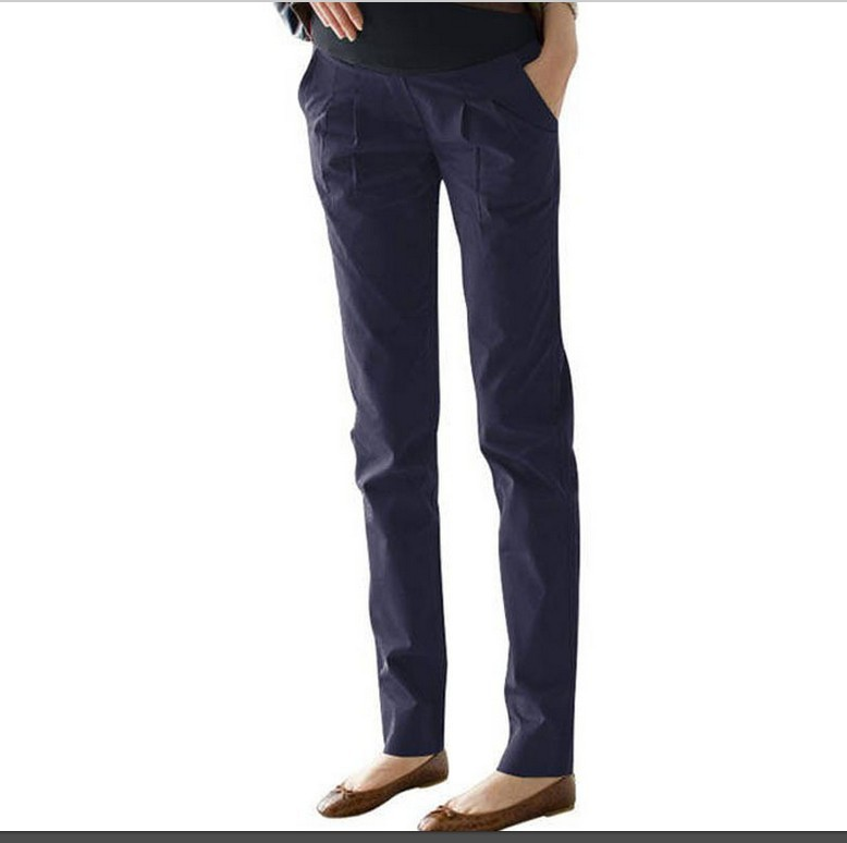[해외]임신 여성 바지 임신 바지 Gestante Pantalones Embarazada 의류면 바지 임신 출산 의류/Cotton Pregnant Pants Maternity Clothes For Pregnant Women Trousers Pregnancy Pant G