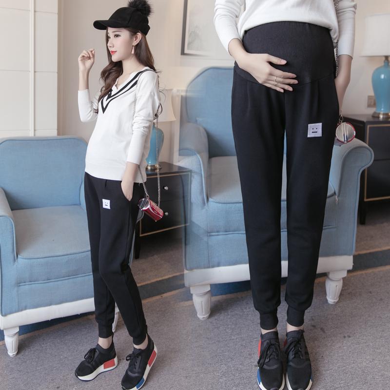 [해외]임산부 봄 여름 여성 캐주얼 바지 바지 피트 바지 봄 여름 바지/Pregnant women in spring and summer pregnant women pants casual pants pants feet feet pants spring summer pant