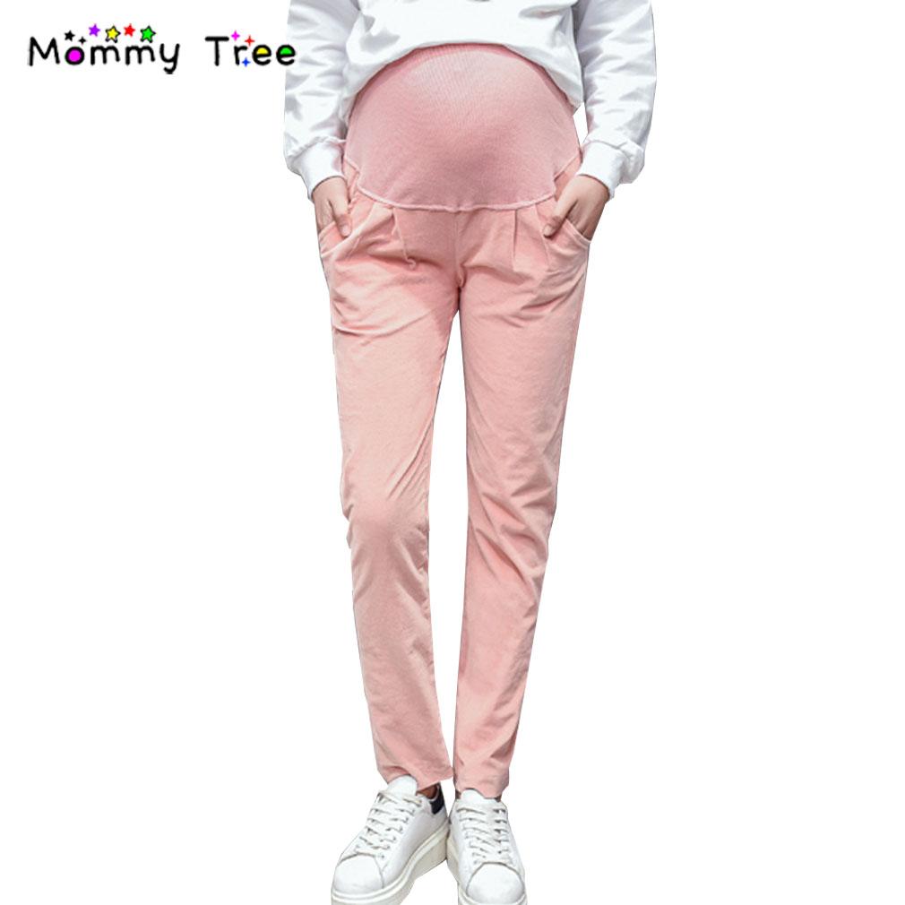 [해외]임신 한 여성을출산 코듀로이 바지 2017 봄 여름 임신 바지 캐주얼 출산 옷/Maternity Corduroy Pants for Pregnant Women 2017 Spring Summer Pregnancy Trousers Casual Maternity Clo