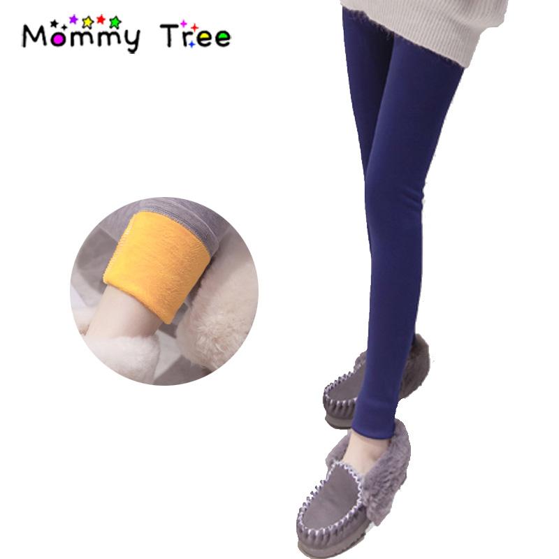 [해외]4 색 플러스 벨벳 따뜻한 출산 바지 레깅스 임신 한 여성을겨울 가을 출산 복 임신 복 2017/4 Color Plus Velvet Warm Maternity Pants Leggings Winter Autumn Maternity Clothes for Pregna