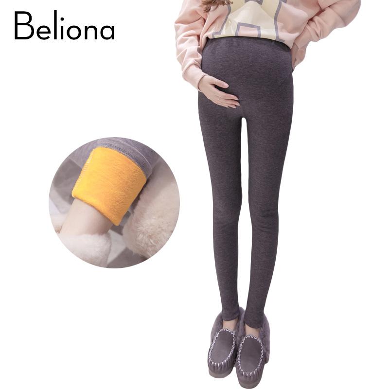 [해외]4 색 겨울 따뜻한 모성 레깅스 바지 가을 출산 옷 캐주얼 코튼 임신 임신 여성을의류/4 Color Winter Warm Maternity Leggings Pants Autumn Maternity Clothes Casual Cotton Pregnancy Clot