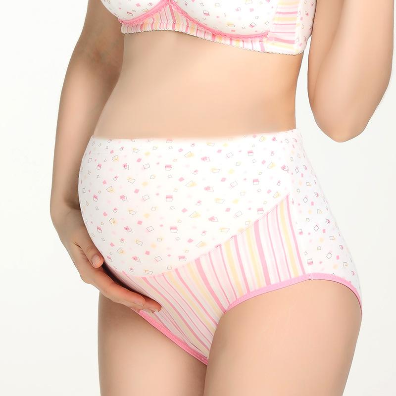 [해외]3pcs 안 롱쥬 탄성 허리 자연 색 대나무 섬유 조절 허리 임신 임산부 반바지 선택적 색상/3pcs Anyongzu Elastic Waist Natural Color Bamboo Fiber Adjustable Waist Pregnant Maternal Shor