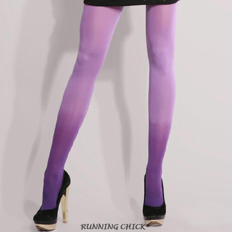 [해외]봄 여름 가을 추천 인기 vivi color romper gradient stockings