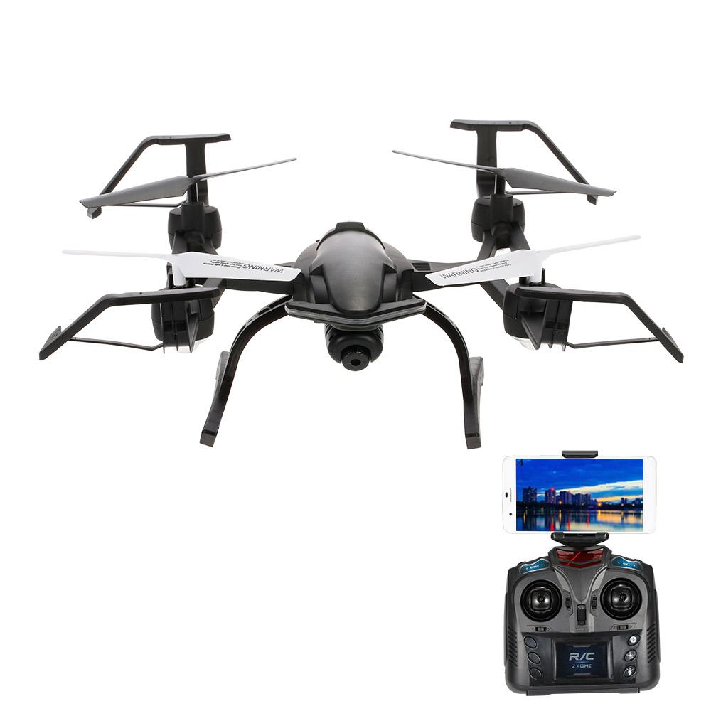 [해외]원격 제어 헬리콥터 DroneCamera 2.4G 4CH 1080P Wifi FPV 무인 항공기 고도 Hold 키 리턴 G- 센서 Quadcopter RTF/Remote Control Helicopter DroneCamera 2.4G 4CH 1080P Wifi