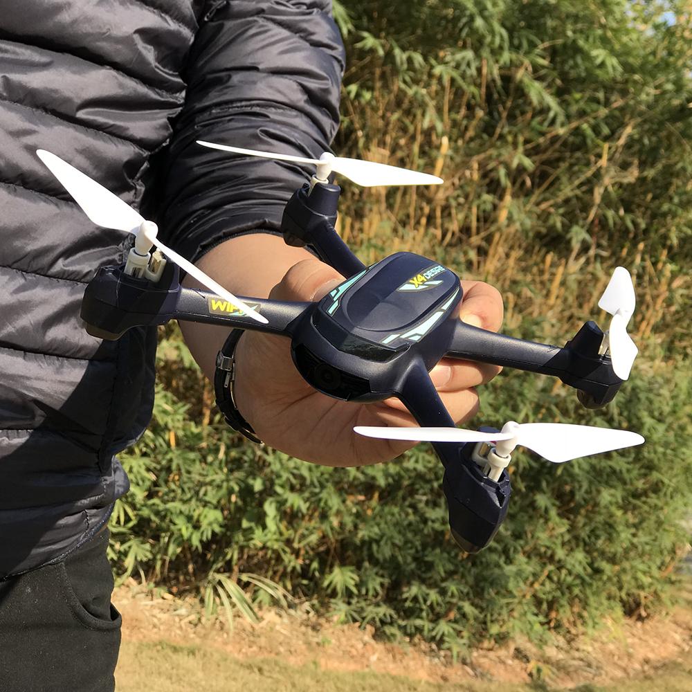 [해외]Hubsan H216A X4 DESIRE 프로 WiFi FPV와 함께 1080P HD 카메라 드론 RC Quadcopter 고도 보류 자필 GPS 무인기 RTF 헬리콥터/Hubsan H216A X4 DESIRE Pro WiFi FPV With1080P HD Ca