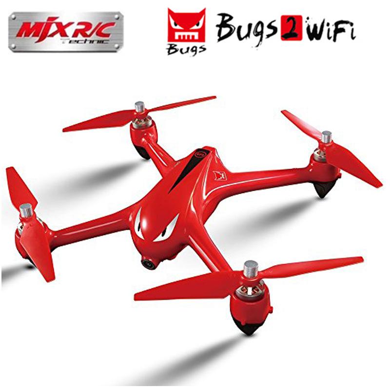 [해외]MJX 버그 2 B2W GPS FPV RC Drone5G 1080P HD 카메라 Brushless Quadcopter 고도 Holdless 헤드리스 Professional Dron VS 버그 3/MJX Bugs 2 B2W GPS FPV RC Drone5G 108