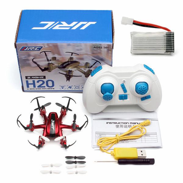[해외]기존 JJRC H20 미니 RC 무인 비행기 6 축 Dron 마이크로 Quadcopters 전문 무인 비행기 헬리콥터 원격 제어 완구/Original JJRC H20 Mini RC Drone 6 Axis Dron Micro Quadcopters Professio