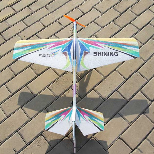 [해외]DW Hobby Shining 990mm 윙스 팬 3D EPP 플라잉 윙 RC 비행기 키트/DW Hobby Shining 990mm Wingspan 3D EPP Flying Wing RC Airplane Kit