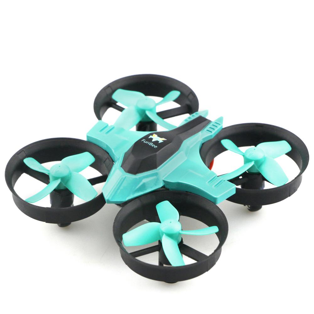 [해외]F36 미니 RC 드론 2.4GHz 4CH 6 축 자이로 RC 쿼드 컷 헤드리스 모드 속도 스위치 3D 롤오버 다채로운 LED 라이트 초급 레벨/F36 Mini RC Drone 2.4GHz 4CH 6 Axis Gyro RC Quadcopter Headless M