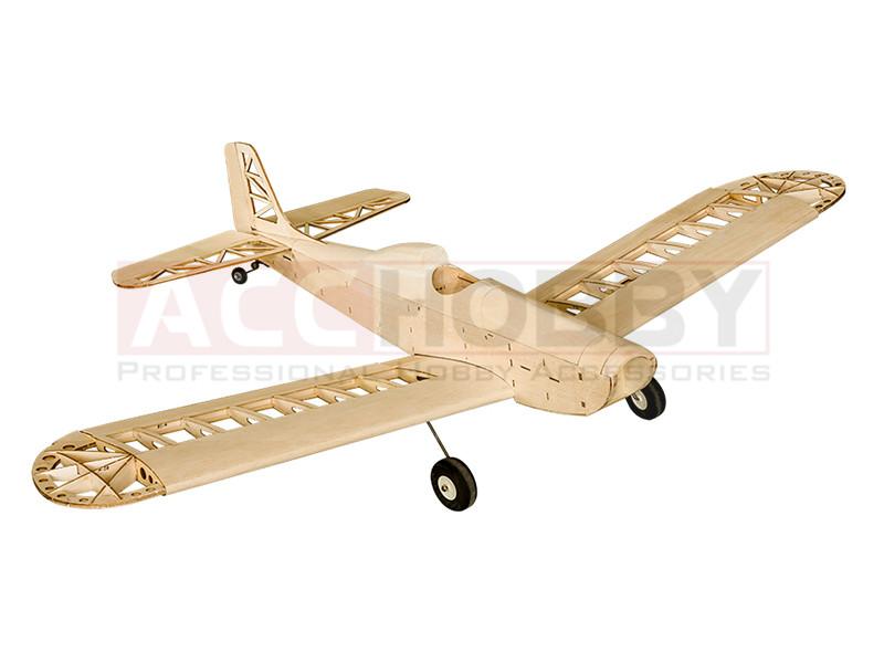 [해외]훈련 비행기 천체 주니어 1380mmWingspan 레이저 컷 발사 키트 (가스 전력 및 전력) Woodiness 모델 / WOOD PLAN/Training Airplane Astro Junior 1380mmWingspan Laser Cut Balsa Kit (