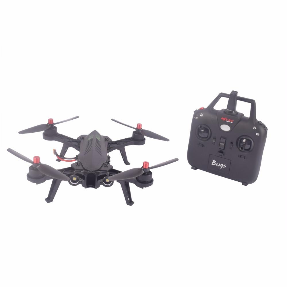 [해외]MJX 버그 6 B6 RTF 브러시리스 모터 2.4G FPV RC 쿼드 코프 드론 고속 비행 - Blackcamera google/MJX Bugs 6 B6 RTF Brushless motor 2.4G FPV RC Quadcopter Drone High Speed