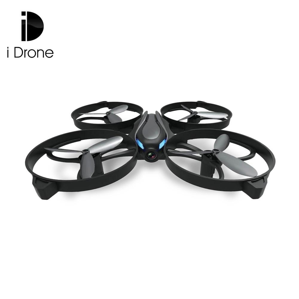 [해외]미니 RC 무인기 2.4G 4CH 6 축 자이로 RC Qudcopters 헤드리스 모드 무선 제어 3D 롤오버 자동 헬리콥터 RTF 초보자 용 수준/Mini RC Drone 2.4G 4CH 6-axis Gyro RC Qudcopters Headless Mode