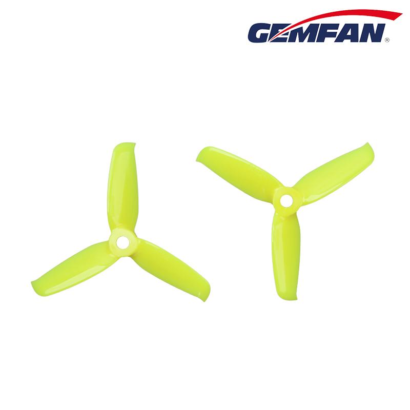 [해외]10 쌍 Gemfan 3 인치 3052 3 블레이드 미니 130mm Quadcopter 프레임 키트 용 1306-1806 모터 용 프로펠러/10 pairs Gemfan 3 inch 3052  3 blades Propeller for 1306-1806 motor
