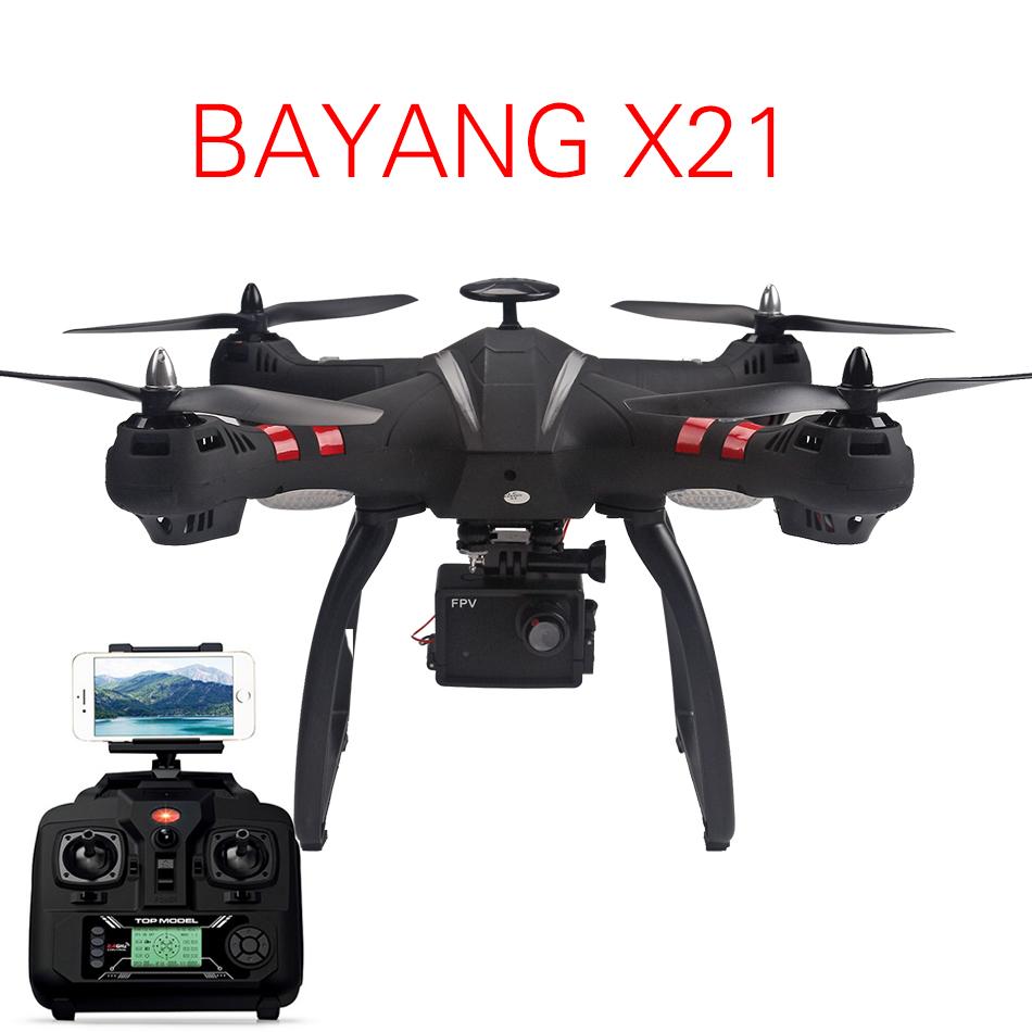 [해외]BAYANG 항공기 X21 UAV 카메라 HD 1080P wifi 이미지 듀얼 GPS 브러시리스 모터 안정화 된 바람 머리없는 모드 쿼드 코퍼/BAYANG Aircraft X21 UAV Camera HD 1080P wifi image Dual GPS Brushl