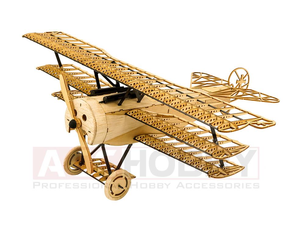 [해외]DIY 공예, 목재 빌딩 키트, 빌딩 완구, 크리스마스 선물, 1 : 18 Fokker DRI 정적 모델 X11/DIY Craft, Wood Building Kit,Building Toys, Christmas Gift Present,1:18 Fokker DRI