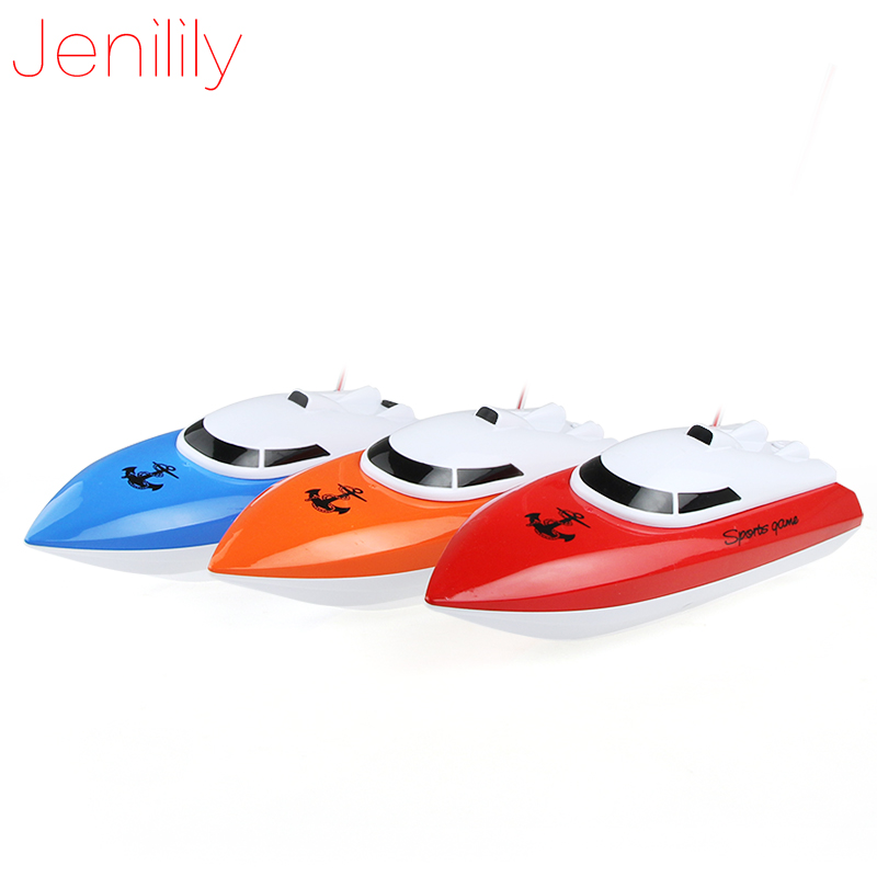 [해외]RC4 채널 방수 미니 야외 비행선 조종사 라디오 비행 조종사 Airship JN802 어린이 선물로/Jenilily charging outdoor toys radio control RC 4 Channels Waterproof  Mini speed boat Ai