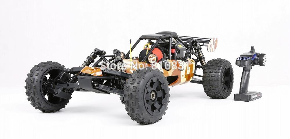 [해외]Rovan 1/5 RC Car 290A 가스 가솔린 버기 RTR 29cc 엔진 HPI Baja 5B SS King 호환/Rovan 1/5 RC Car 290A Gas Petrol Buggy RTR 29cc Engine Better HPI Baja 5B SS Ki