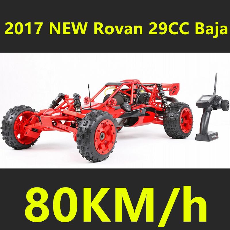 [해외]2017 새로운 스타일 업그레이드 된 Rovan 1/5 가솔린 RC BAJA 고강도 나일론 프레임 29CC 엔진 Warbro668 대칭 조향 장치/2017 New Style Upgraded Rovan 1/5 Scale Gasoline RC BAJA High-st