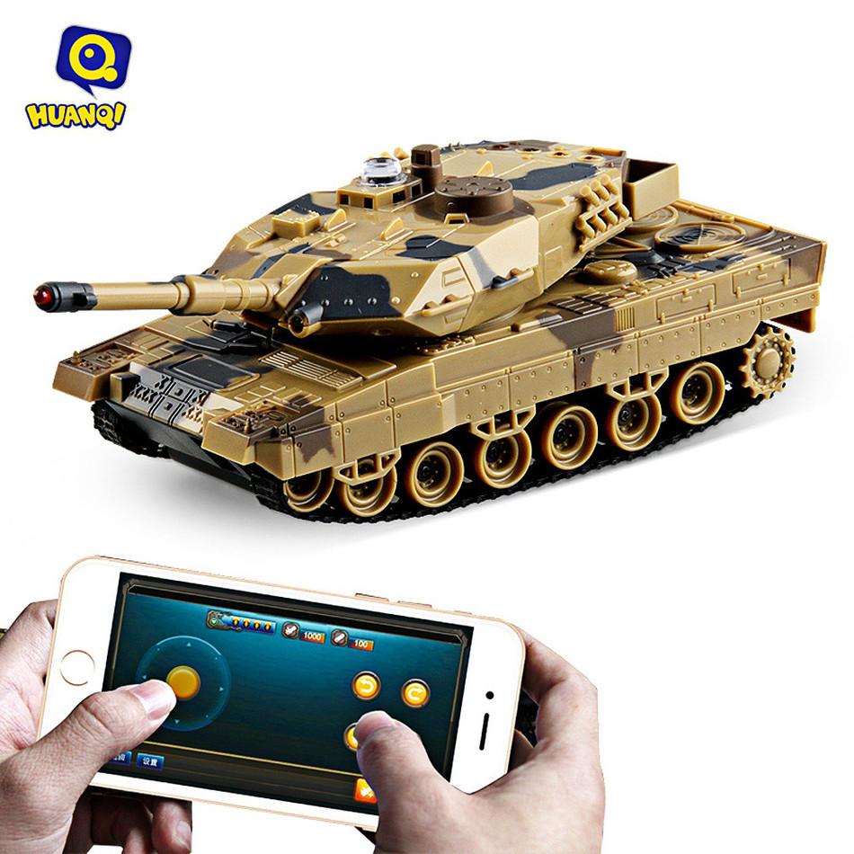 [해외]원격 제어 장난감 블루투스 2.0 RC 탱크 360Degrees Eversion 중력 센서 등반 능력 좋은 슈팅 시뮬레이션 된 기중 장치/Remote Control Toy Bluetooth 2.0 RC Tank 360Degrees Eversion Gravity
