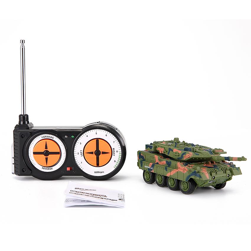 [해외]EBOYU (TM) 1:72 무선 원격 제어 미니 Rc 독일 군용 표범 탱크 유형 -G 전차 Airsoft RC TankSound 완구 RTR/EBOYU(TM) 1:72 Radio Remote Control Mini Rc German Military Panthe