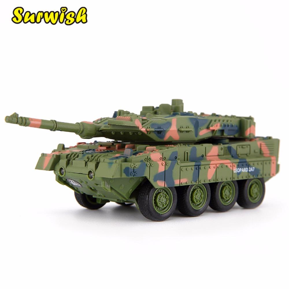 [해외]크리 에이 티브 토이 마술 프레스 티 지 8020 RC 기갑 탱크 원격 제어 탱크 자동차 밀리터리 모델 장난감 키즈 - 녹색/Creative Toy Magic Prestige 8020 RC Panzer Tank Remote Control Tank Car Mili