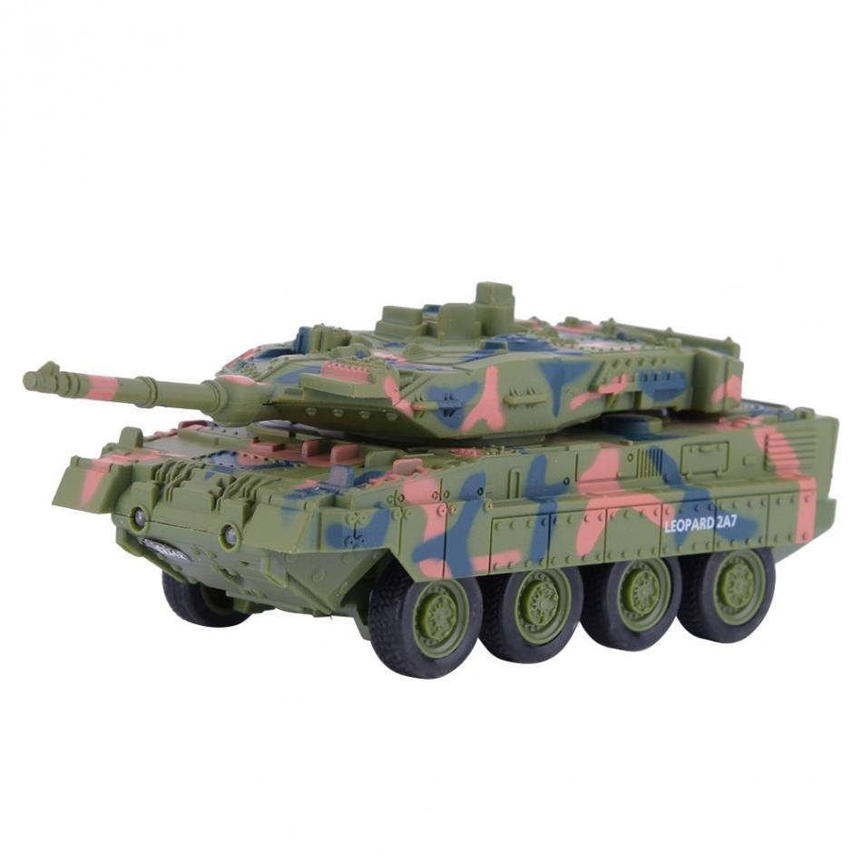 [해외]2Types 27MHz / 40MHz RC 전투 탱크 충전식 RC 차량 장난감 모델 원격 제어 탱크 아이를전투 탱크 장난감에 대 한/2Types 27MHz/40MHz RC Battle Tank Rechargeable RC Vehicle Toy Model Remo