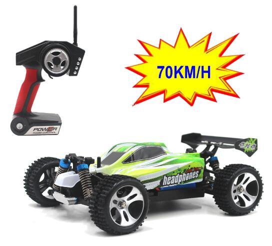 [해외]s Wltoys A959 50km / h n A959-B 70km / h 2.4G 4CH 고속 원격 제어 Rc 자동차 Speedcar 레이싱 카 Shockproof Off-Road/s Wltoys A959 50km/h n A959-B 70km/h 2.4G 4CH