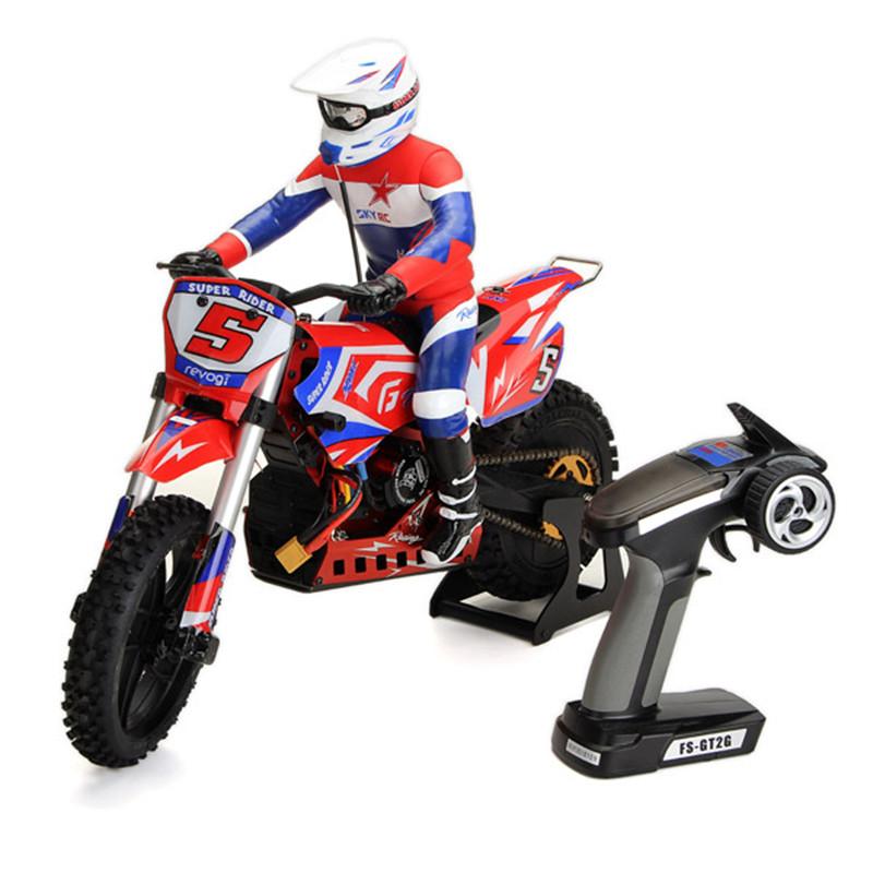 [해외]SKYRC SR5 1/4 스케일 슈퍼 라이더 RC 오토바이 Brushless SK-700001 RTR RC 완구/SKYRC SR5 1/4 Scale Super Rider RC Motorcycle Brushless SK-700001 RTR RC Toys
