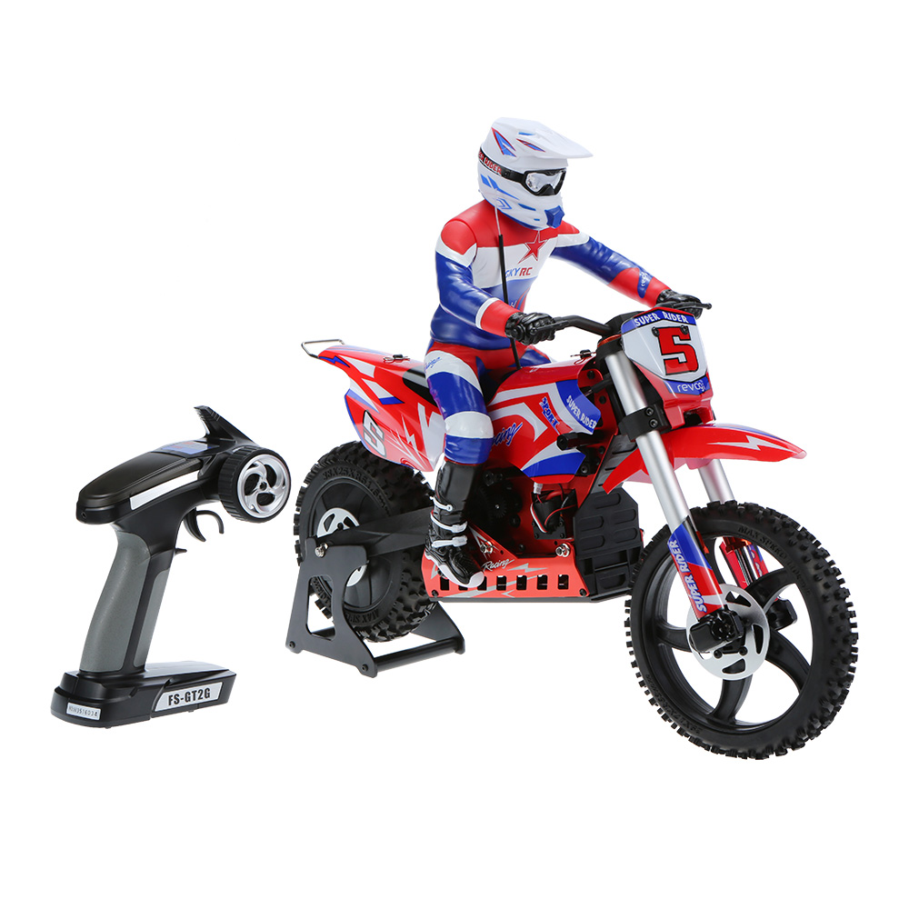 [해외]기존 SKYRC SR5 1/4 스케일 먼지 자전거 최고 안정 전기 RC 오토바이 Brushless RTR RC 완구/Original SKYRC SR5 1/4 Scale Dirt Bike Super Stabilizing Electric RC Motorcycle B
