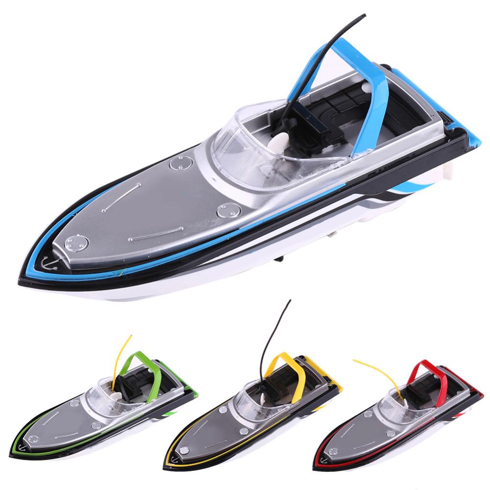[해외]4Cors RC Speedboat 고속 레이싱 보트 수중 모터 보트 장난감 모델 차량 27MHz / 40MHz Remote Control Racing Boat/4Colors RC Speedboat High Speed Racing Boat Underwater Mo