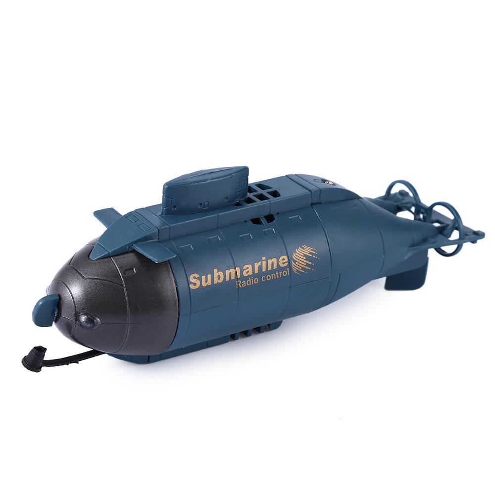 [해외]무선 미니 RC 잠수함 777 - 216 다이빙 플로팅 40MHz 원격 무선 조종 피 보트 모델 장난감 물고기 어뢰 디자인 RC 보트/Wireless Mini RC Submarine 777 - 216 Diving Floating 40MHz Remote Radio