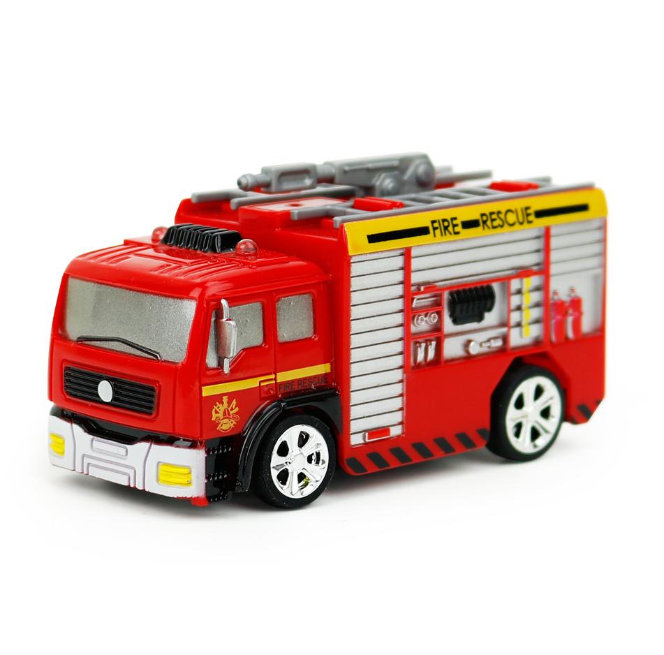 [해외]10cm rc 화재 구조 차량 장난감 어린이 무선 무선 트럭 장난감 선물 소년 ENGINGE/10cm rc fire rescue car toys for children radio wireless electric truck toys gift boys ENGINGE