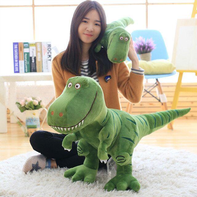 [해외]공룡 봉제 인형 장난감 취미 만화 티라노 사우루스 인형 장난감 인형 어린이 소년 아기 생일 크리스마스 선물/New arrive Dinosaur plush toys hobbies cartoon Tyrannosaurus stuffed toy dolls  for ch